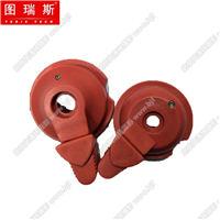 TERIS/图瑞斯云台配件 快装板锁紧钮 快装板锁扣 v12通用