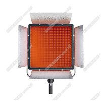 永诺YN900II二代专业LED摄影灯可调色温直播灯抖音灯补光灯外拍灯