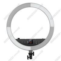 永诺YN808环形LED摄影灯美颜直播补光灯微电影抖音灯网红影室灯