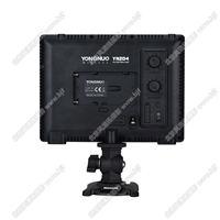 永诺贴片LED摄影灯YN204可调双色温补光灯可组装拼接影室灯摄像灯