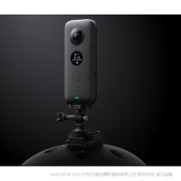 Insta360 ONE X运动全景相机 vlog相机户外防抖高清360直播数码摄像机潜水摄像头 标准套餐