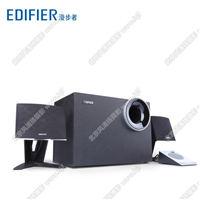 Edifier/漫步者 R208PF电脑音响2.1低音炮重低音多媒体台式音箱