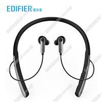 Edifier/漫步者 W330NB主动降噪蓝牙耳机入耳式双耳挂脖式无线运