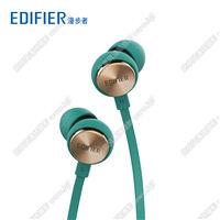 Edifier/漫步者 H293P Plus耳机入耳式手机音乐面条线耳塞带耳麦