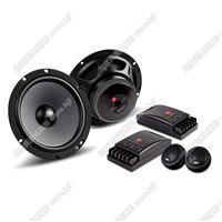 HiVi惠威C2000II汽车前门音响6.5英寸喇叭二分频套装无损改装