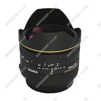 15mm F2.8 EX DG Diagonal Fisheye 全幅线性鱼眼镜头 恒定大光圈