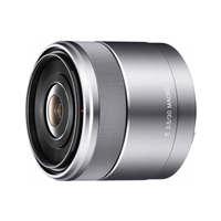 索尼 Sony E 30mm F3.5 微距  APS-C画幅微距镜头 (SEL30M35)